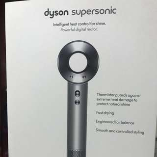 Dyson supersonic 風筒