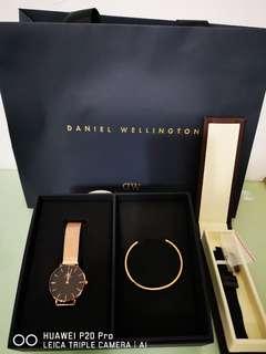 DW全新手錶