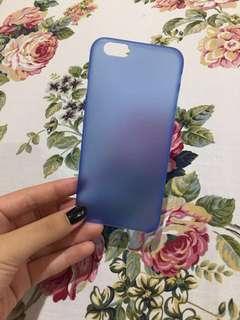 Ip6/6s Ultra thin jelly case