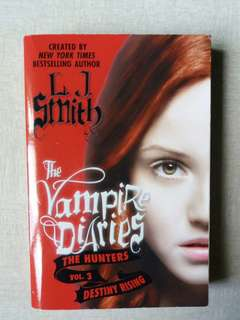Vampire Diaries: The Hunters Destiny Rising