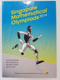 Singapore Mathematical Olympiads 2014