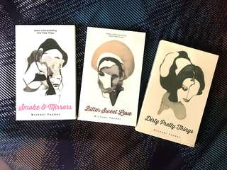 Michael Faudets poetry books