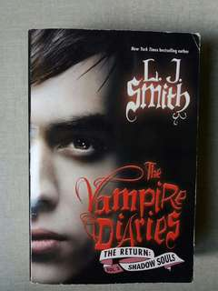 Vampire Diares - The Return: Shadow Souls