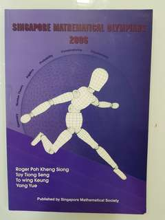 Singapore Mathematical Olympiads 2006