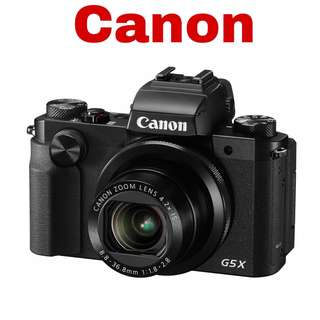 Canon PowerShot G1X Mark III Compact Camera