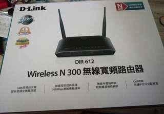 Wireless N 300無線寬頻路由器