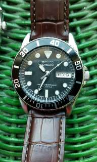 Authentic Seiko 10bar divers watch