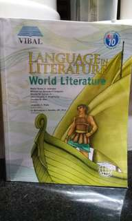 Grade 10 LANGUAGE in LITERATURE