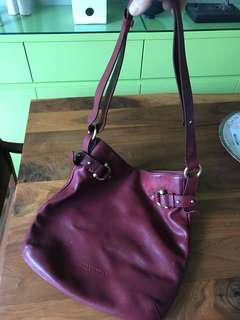 Cocinelle shoulder/tote bag 100% genuine