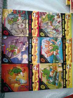 (Super good condition) Geronimo Stilton Books