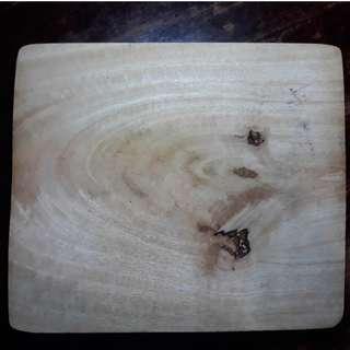 9 pcs Wooden Chopping Board