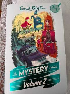 (New) Enid Blyton - The Mystery Series Vol 2 (3 in 1)