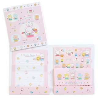 Japan Sanrio Cheery Chums Letter Set (Friends)