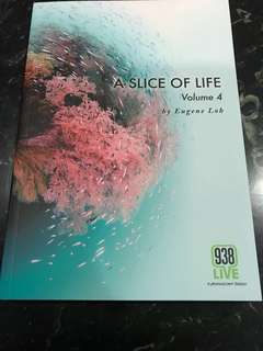 A Slice of Life Volume 4 by Eugene Loh (Mediacorp 93.8Live station)