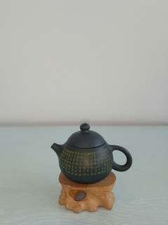 80s Chinese Tea Pot Height 5cm Diameter 3.5cm Mint Condition Unused