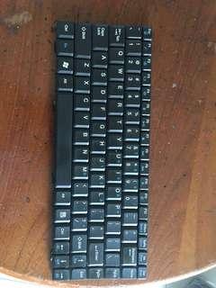 Lenovo3000 Y400, Keyboard