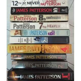 James Patterson - The Women's Murder Club Series