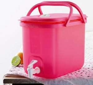 Wter dispenser tupperware 10 liter