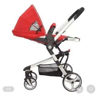 Stroller Halford Red