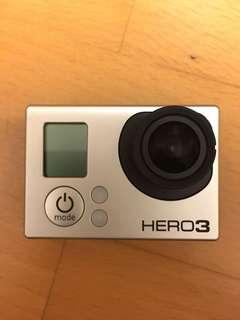 GoPro 3 全套,配件整全