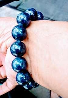 🚚 藍寶石手鍊