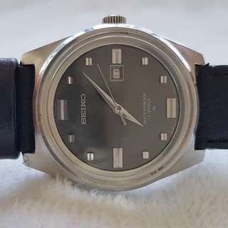 Old Seiko, Rare Seiko, Vintage Seiko Manual Winding Wrist Watch, Hi Beat Calibre 2118, Seiko Time Corp Japan, Beautiful Condition, Limited Edition, Boy Sized