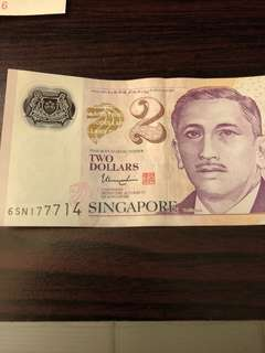 Singapore 2$