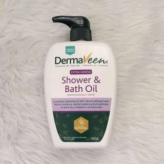 DERMAVEEN Created by Nature Shower & Bath