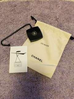 Chanel 手袋掛鈎+ 電話防塵塞