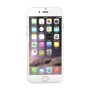 Iphone 6 32gb resmi Gold kredit tanpa kartu kredit
