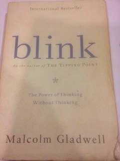 Blink - The Power of Thinking Without Thinking by Malcolm Gladwell (author of The Tipping Point)