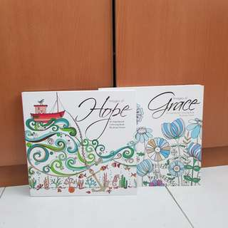 Inspirational Colouring Book for Youth/Adults