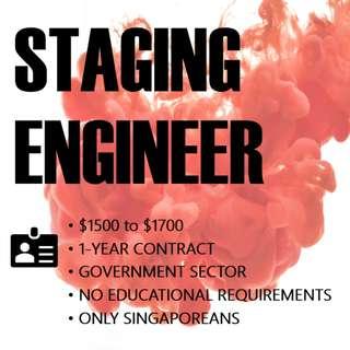 Staging Engineer