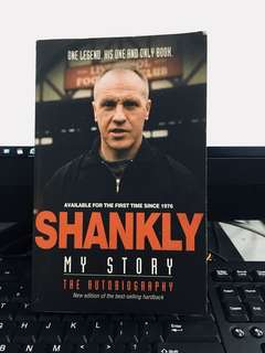 LIVERPOOL SHANKLY MY STORY
