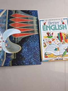 The Usborne Book of Better English & File