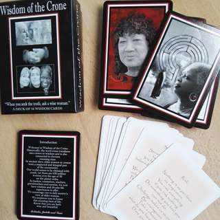 Oracle Deck: Wisdom of the Crone
