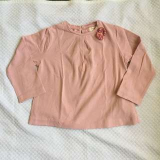 Zara baby long sleeves 12/18mos