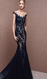 Luxurious Evening GOWN(All sizes and top quality)