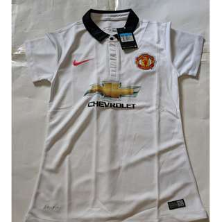 Cheap New Old Stock manchester united girls jersey size M p2p 43cm
