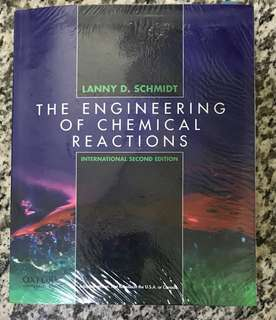 Chemical reactions engineering