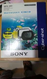 Sony cyber shot Marine pack