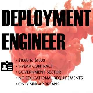 Deployment Engineer