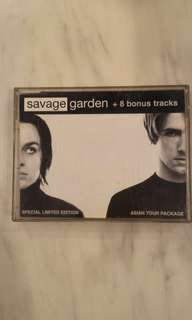 Savage Garden +8 bonus tracks