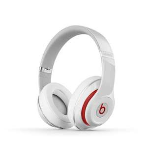 全新 未開封 即日單一年保Beats Studio 2 Wireless White