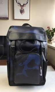 Original coach men backpack backpacker travel bag