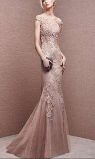 Evening Gown (All sizes and top quality)