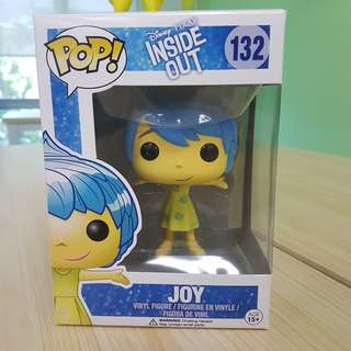 (RESERVED) Funko Pop Joy #132
