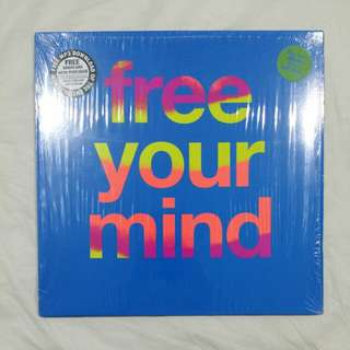 Vinyl - Cut Copy, Free Your Mind
