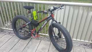 XDS Fat Bike