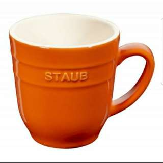 Staub Ceramic Mug 陶瓷杯